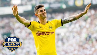 Ranking the Americans this Bundesliga season | AMERIKANER ABROAD MATCHDAY 34