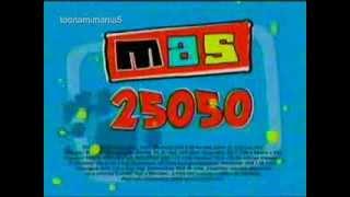 Cartoon Network LATAM - Tanda comercial (febrero 2009) 17