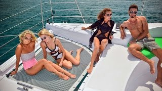 Seawind Catamarans 43 passenger day charter catamaran