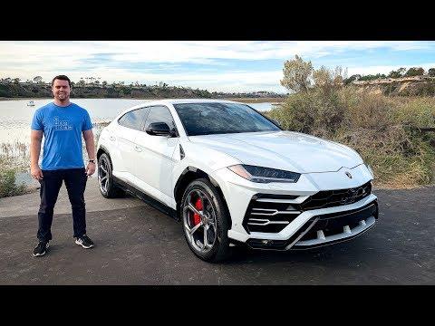 The $250,000 Lamborghini Urus Is AMAZING