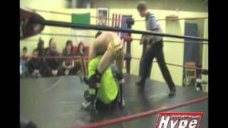 RWA Hype 11/7/10 Match 3 Kenny Roberts vs Stan Stylez pt 2