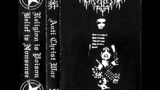 Celestial Burial - Anti Christ War (2004) (Black Metal Taiwan) [Full Demo]