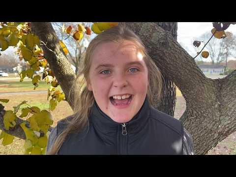 Pocomoke Middle School Thankfulness