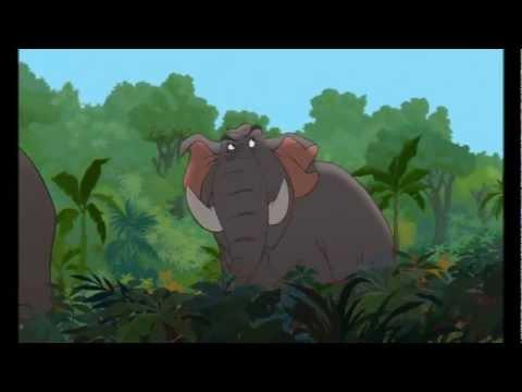 libro de la selva 2 espa241ol latino hd marcha de elefantes