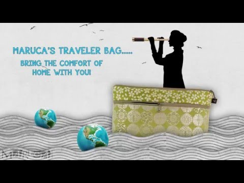 Maruca's Traveler Bag