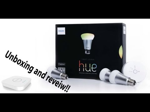 REVIEW: Philips Hue 2.0 Starter Kit (2016)