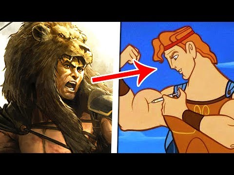 The Messed Up Origins of Hercules | Disney Explained - Jon Solo