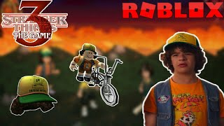 || Hago a dustin de stranger things 3 || en roblox :0