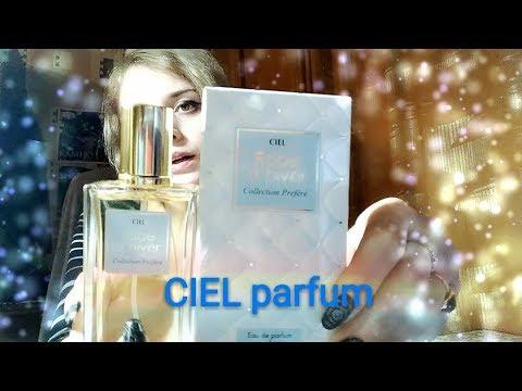 ОБЗОР CIEL Parfum [Robe D'hiver, Aicha]