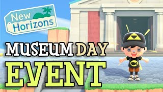 Animal Crossing New Horizons: INTERNATIONAL MUSEUM DAY EVENT (Everything We Know About The Update)