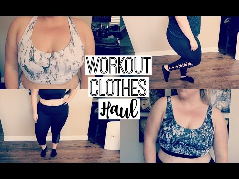 Cute Plus Size Workout Clothes