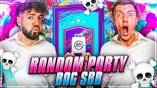 FIFA 21: RANDOM WUNDERTÜTE Squad Builder Battle ☠️🔥 FEELFIFA am LIMIT !!