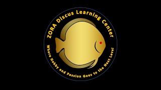 ZORA Discus Learning Center (DLC) Sticker