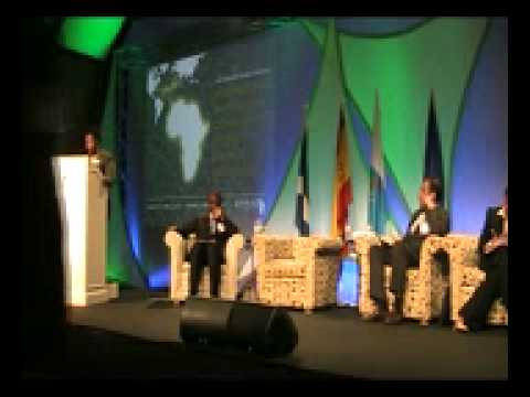 "CCA Conference:  ""Partnership: the Engine for Africa's Economic Growth"""