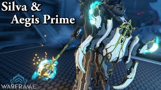 Warframe | Silva & Aegis Prime
