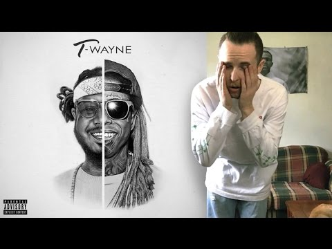 T-Pain & Lil Wayne - T-Wayne (FIRST REACTION/REVIEW)
