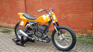 SWM 380cc Dirt Tracker