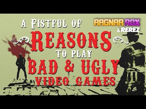Five good reasons to play a bad video game today