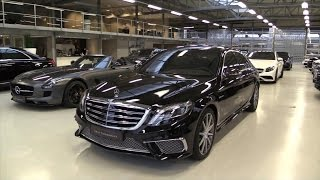 Mercedes-Benz S65 AMG 2015 Start Up In Depth Review Interior Exterior