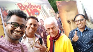 Badhaai Ho public review by Three Wise Men - Hit or Flop