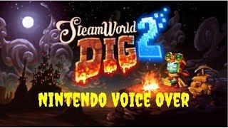 Nintendo Female Voice Over by Adrienne Walker
