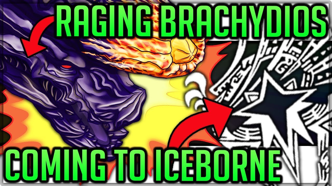 Raging Brachydios Coming to Iceborne - Monster Hunter World Iceborne! (Discussion/Theory/Fun) thumbnail