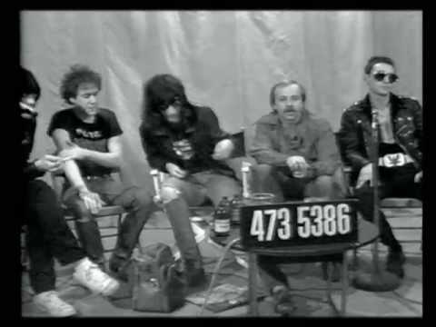 The Ramones On EAUGTV -- 1978