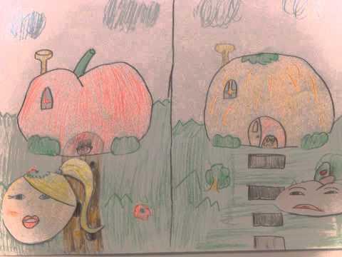 Tom tomaat en Sara sinaasappel vriendschapsverbod