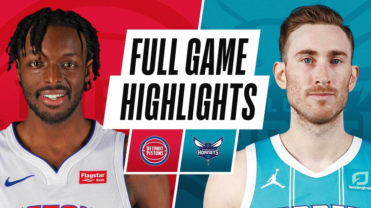 Pistons vs. Hornets - Game Preview - May 1, 2021 - ESPN