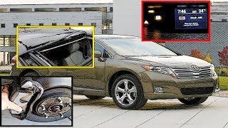 Вот Почему Американцы Отказались от Toyota Venza