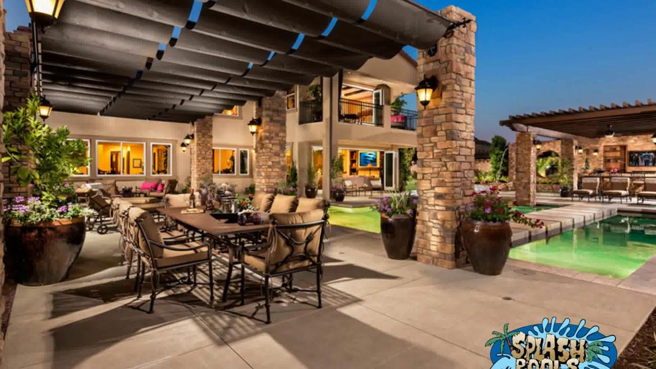 Best 40+ Backyard Pool Design Ideas Design Tour 2018