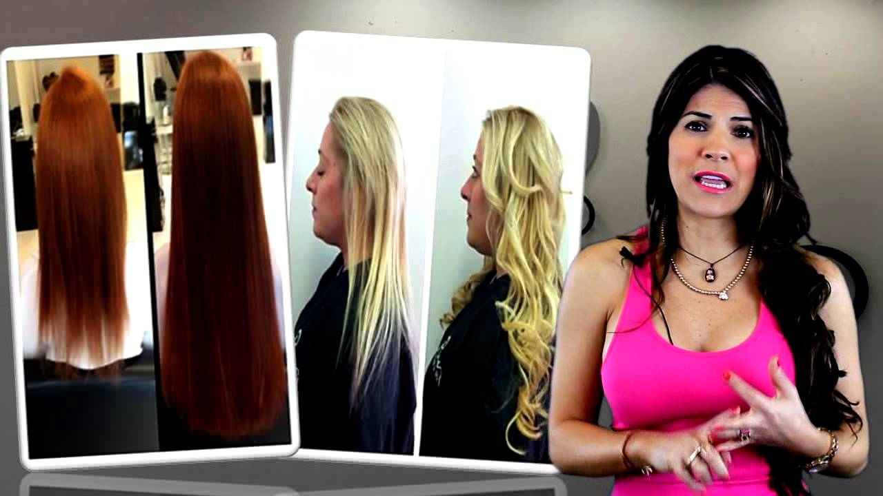 Hair Stylist Shares Her Secrets For Natural Long Lasting Hair