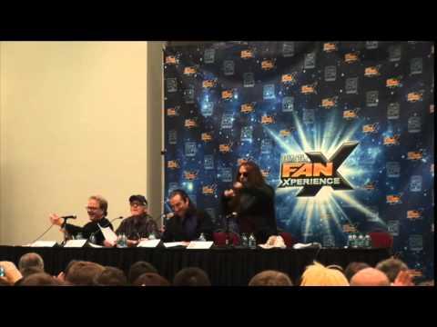 Salt Lake Fan X 2015 Voice Actor Script Read Panel