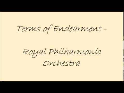 Terms of Endearment - Royal Philharmonic Orchestra