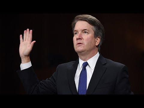 Senators take final vote on Kavanaugh Supreme Court nomination