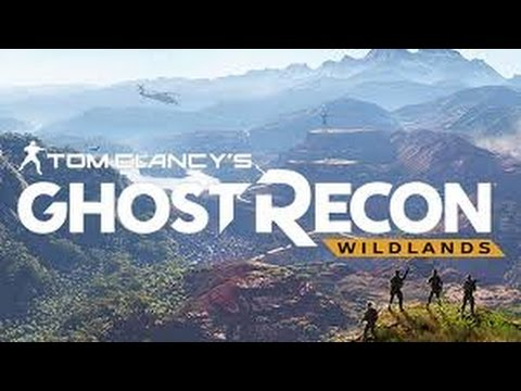 Im Getting This Game.Tom Clancys Ghost Recon Wildlands.