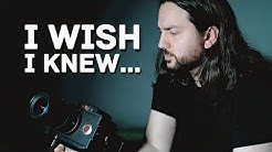 3 Things I Wish I Knew When Starting A Video Production Company