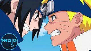 Top 10 Badass Naruto Fights
