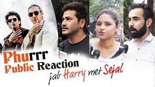 Jab Harry Met Sejal के Phurrr Song के लिए Public Excitement - Shahrukh Khan, DJ Diplo