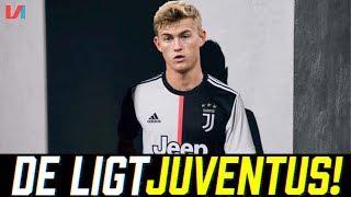 'Niet Ronaldo Maar Matthijs de Ligt Moet Juventus de Champions League Bezorgen'