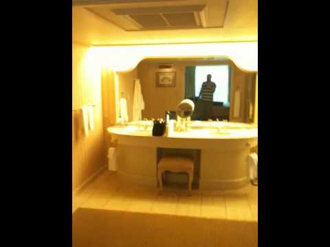 Mirage Las Vegas 2 Bedroom Tower Suite Walk Around 2010