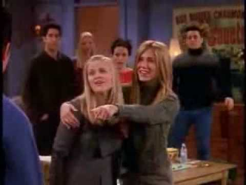 Joey How You Doing On Rachel's Sister