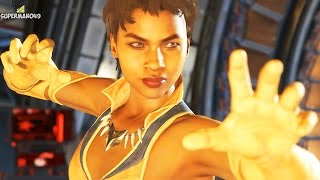 Injustice 2: ALL VIXEN INTROS! 1080P 60FPS - Injustice 2