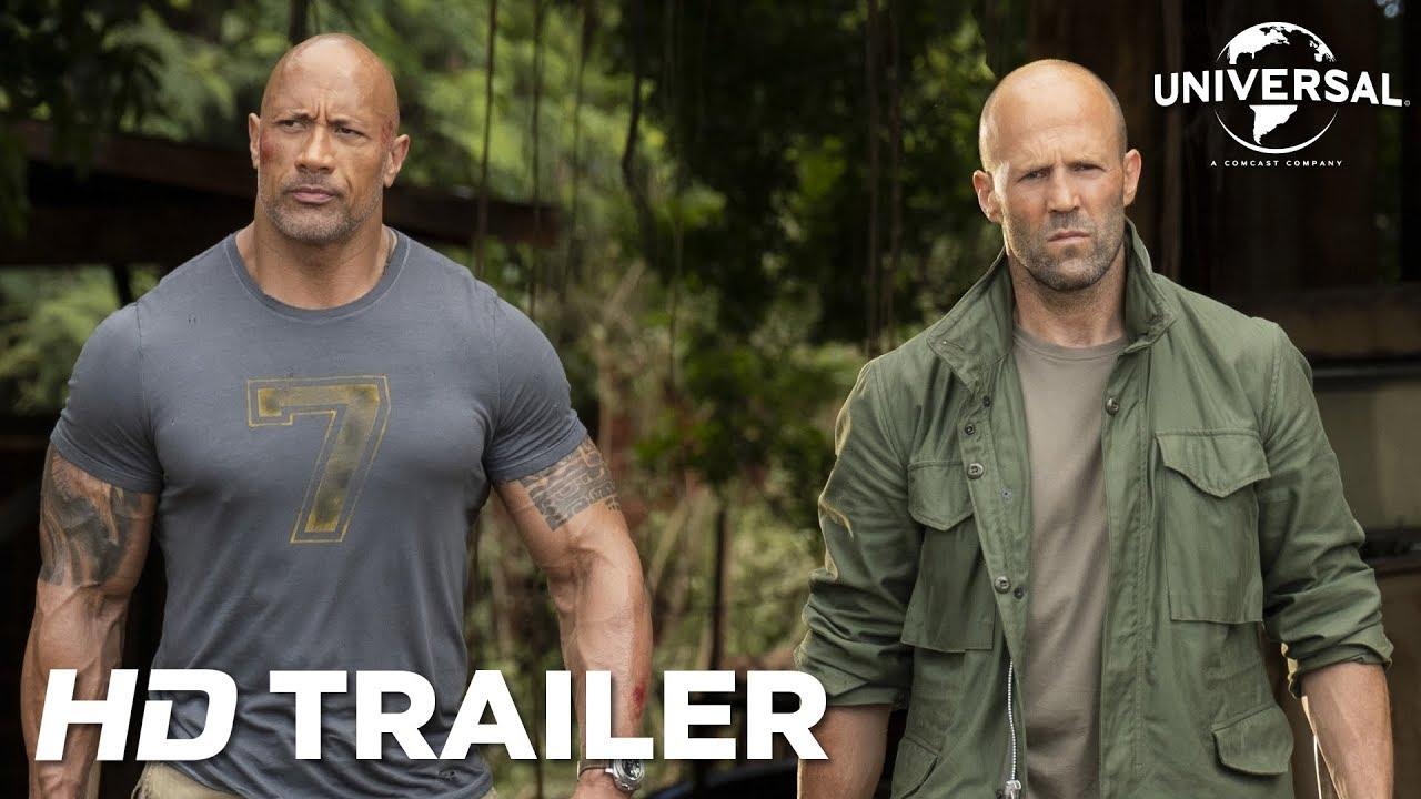 Download Fast & Furious Presents: Hobbs & Shaw - (Final Trailer) [HD]