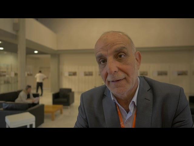 Fouad BALOUK -  Maire de Baalbeck -Liban