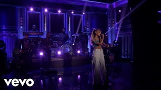 Скачать Side To Side Live On The Tonight Show Starring Jimmy Fallon