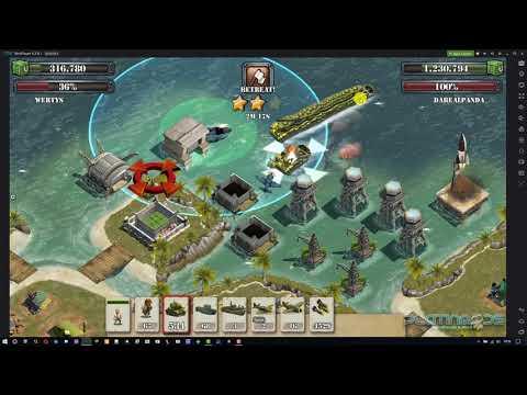 Battle Islands Ver. 5.4 MOD APK | Unlimited Currency | Unlimited Troops | Developer Menu