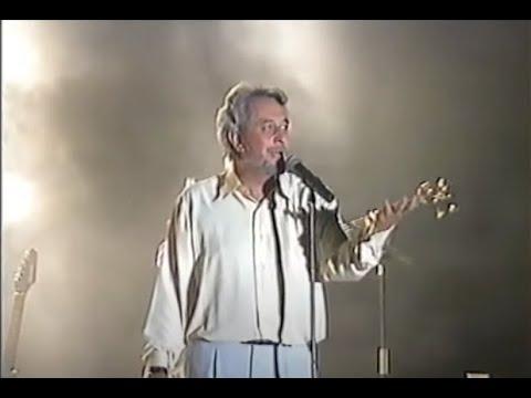 Juan Pardo en concert, Benissa 1998