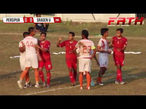 Highlight| Persipur Purwodadi vs Sragen United