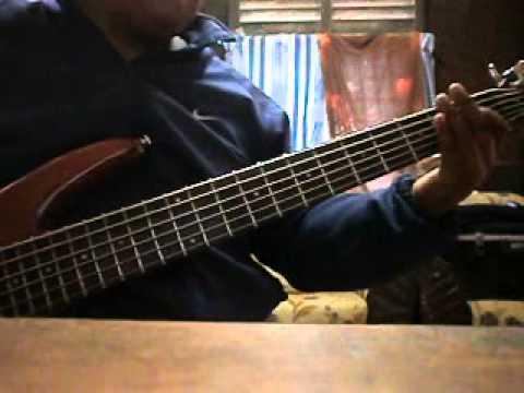 Hitam Putih Kehidupan Sheila Majid Bass Cover